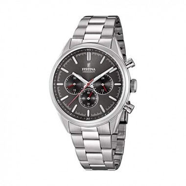 FESTINA Stainless Steel Chronograph F16820/7