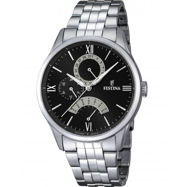 FESTINA Multifunction Stainless Steel Bracelet