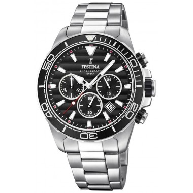 FESTINA Multifunction Stainless Steel Bracelet F16810/2