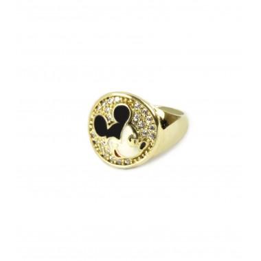 Ασημενιο δαχτυλιδι Disney 925