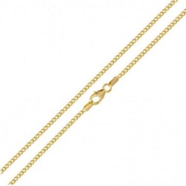 Αλυσίδα κουρμέτ από χρυσό 14 καρατίων
