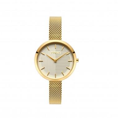 Vogue Scarlet Gold